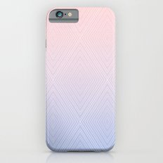 Diamonds (RoseQuartzSerenity Fade) Slim Case iPhone 6s