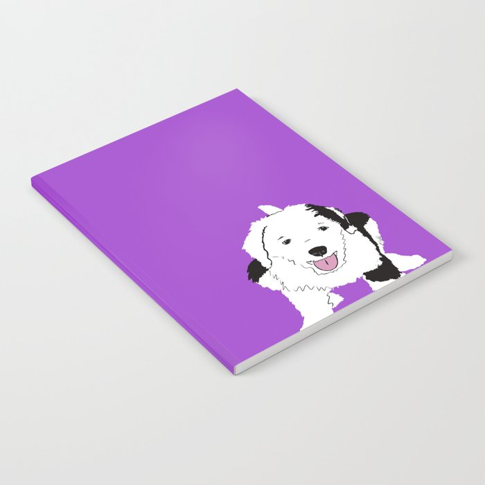 Gypsy The Sheepadoodle Notebook