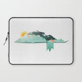Salmon River Hills Laptop Sleeve