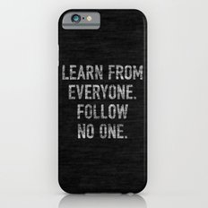 Learn from Everyone iPhone 6s Slim Case