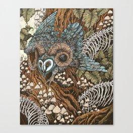 Bone Picker Canvas Print
