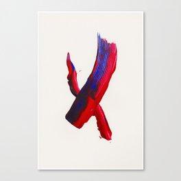 XOX Print Canvas Print