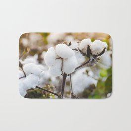 Cotton Field 4 Bath Mat