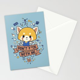 Little But Tough Stationery Cards