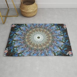 Eternity and the Spiral Rug