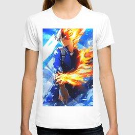 SHOTO TODOROKI T-shirt