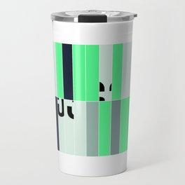 blank no.3 Travel Mug