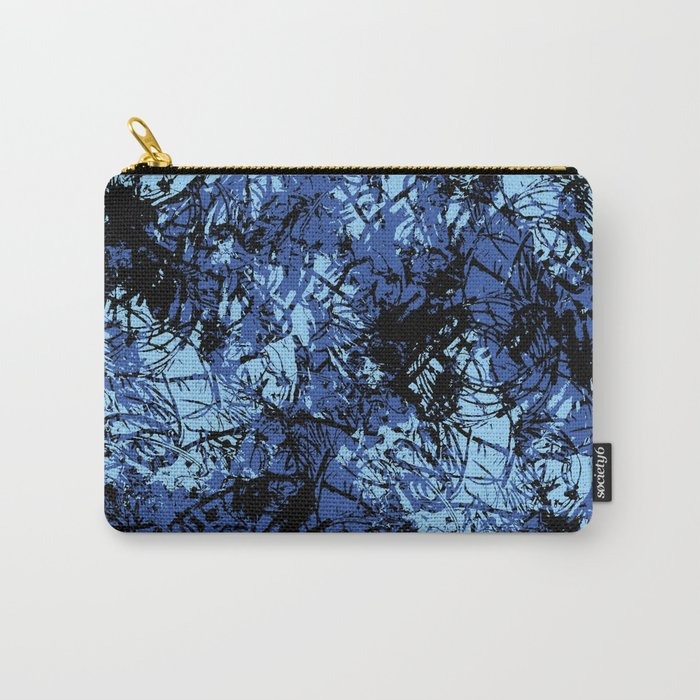 Abstract 7 Carry-All Pouch