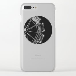Thrill Seekers Clear iPhone Case
