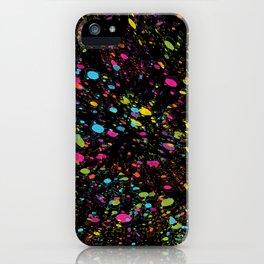 ••• greasy focus••• iPhone Case