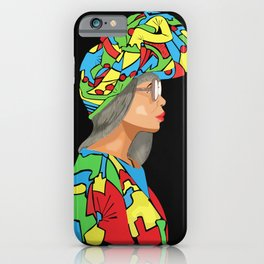 Binti Afrika iPhone Case