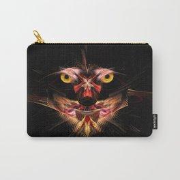 Lion Digital Art Carry-All Pouch