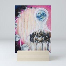 Sister Circle Mini Art Print