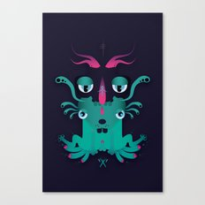 CREATURE N0#7 Canvas Print
