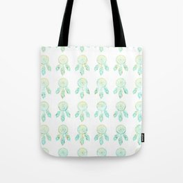 Dreamcatcher Watermarks Tote Bag