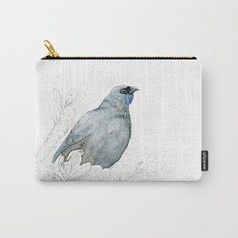 Kōkako, New Zealand native bird Carry-All Pouch