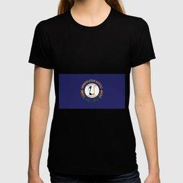 Musical Flag of Kentucky T-shirt