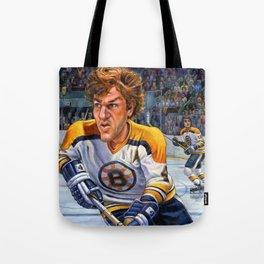 Bobby Orr: Game Changer Tote Bag