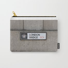 Is Falling Down Carry-All Pouch