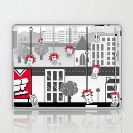 SF Mobile World Laptop & iPad Skin