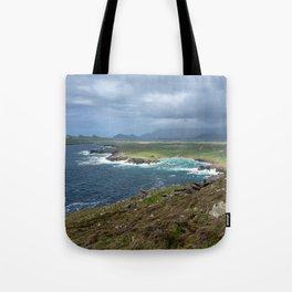 Clogherhead - Irish Coast - Ireland - Travel Photography Tote Bag