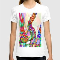 techno T-shirts featuring techno-doodle by David  Gough