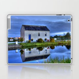 Ticket House on The Royal Canal Laptop & iPad Skin
