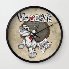 voodbye Wall Clock