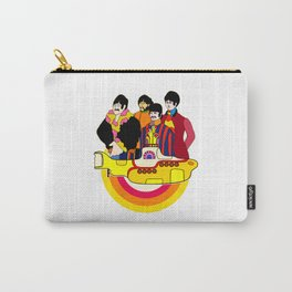 Yellow Submarine - Pop Art Carry-All Pouch