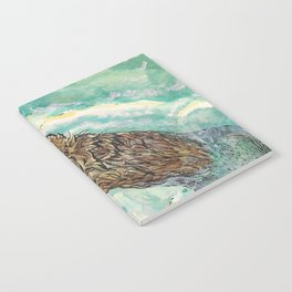 Two Otters Notebook