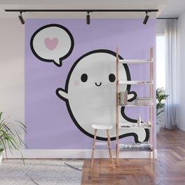 Cutie Ghost 02 Wall Mural