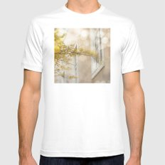Dreamers of the day White Mens Fitted Tee MEDIUM