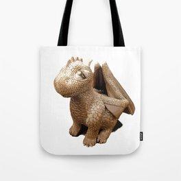 Dragon Digital Painting Tote Bag