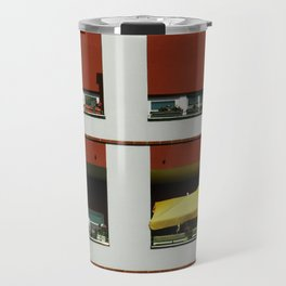 Bruno Taut & The Hufeisen  Travel Mug