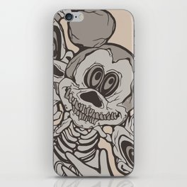 The Ojeros Invade the Magik Kingdom iPhone Skin
