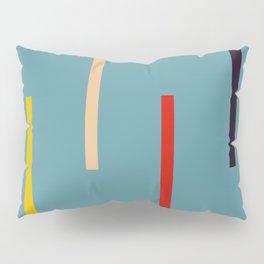 Abstract Classic Stripes Mirian Pillow Sham