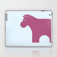 Fun at the Zoo: Zebra Laptop & iPad Skin