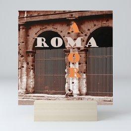 ROMA AMOR Mini Art Print