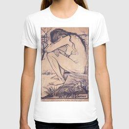 Vincent van Gogh - Sorrow (1882) T-shirt