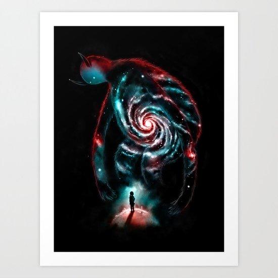 Revelator Art Print