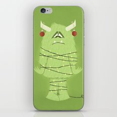 Holiday Monster iPhone & iPod Skin