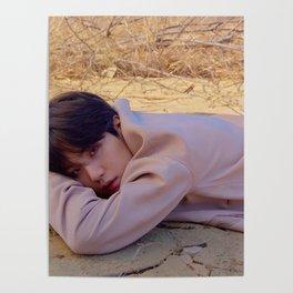 Suga / Min Yoon Gi - BTS Poster