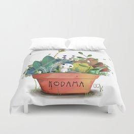 Kodama Duvet Cover