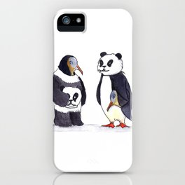 Awkward Office Party  iPhone Case