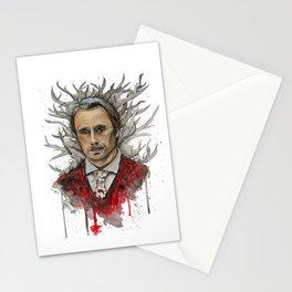 Shika (Hannibal) Stationery Cards
