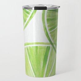 Fresh Lime ~ Summer Citrus Travel Mug