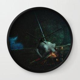 Dreaming Color Wall Clock