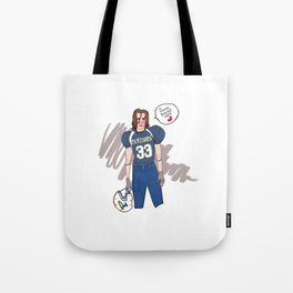 Tim Riggins - Friday Night Lights Tote Bag