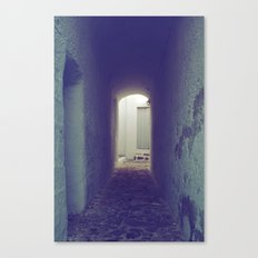 Light at the end of the tunnel II Canvas Print