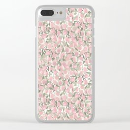 Persistence Clear iPhone Case